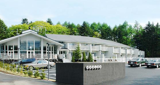 アート ホテル ドッグ レッグ 軽井沢